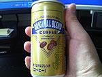 西友の缶コーヒー