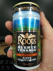 Roots ローストワン ウエウエテナンゴ