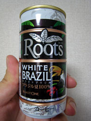 Roots - ホワイト ブラジル