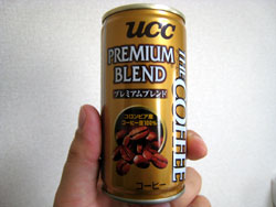 UCC - ザ・コーヒー プレミアムブレンド