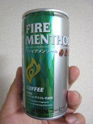 FIRE MENTHOL(ファイア メンソール)