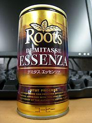 Roots(ルーツ) - デミタス エッセンツァ