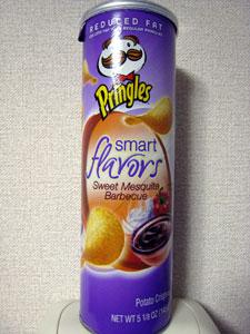 プリングルズ 『Smart Flavor』 スイートメスキートバーベキュー