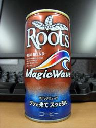 ルーツ マジックウェーブ - Roots MagicWave
