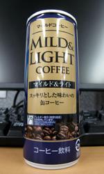 ダイエー マイルドコーヒー マイルド&ライト